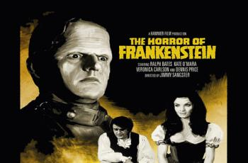New Blu-ray Releases This Week - Monday 29th January 2018 including Horror Of Frankenstein (1970)