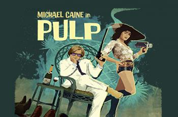 Pulp Blu-ray Review (1972)