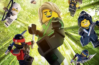 Blu-ray Releases 12th February 2018 including The Lego Ninjago Movie