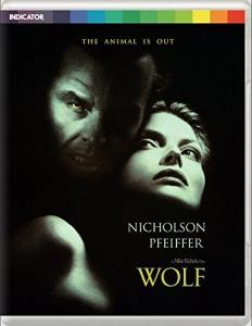 Wolf blu-ray review