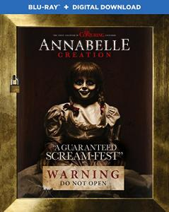 Annabelle: Creation Blu-ray Review (2017)