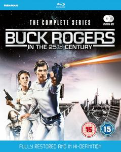 Fabulous Films To Release TV Series Buck Rogers