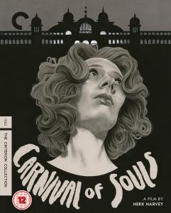 Carnival of Souls Blu-ray Review (1962)
