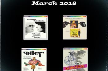 Indicator March 2018 Blu-ray Releases