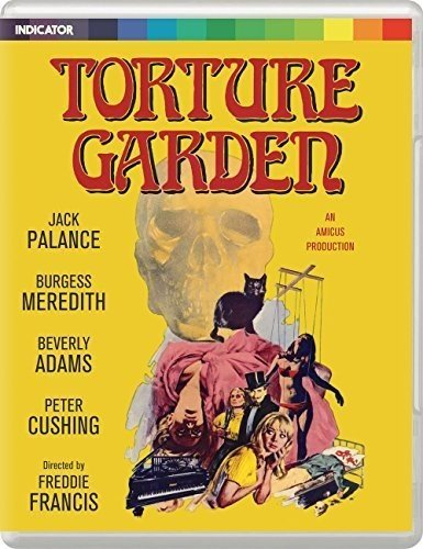 Torture Garden Blu-ray Review (1967)