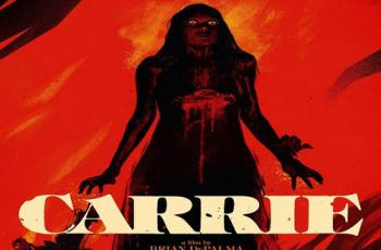 Blu-ray Releases 16th April 2018 including Stephen King's Carrie