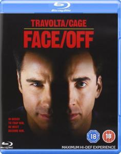 Face/Off Blu-ray Review (1997)