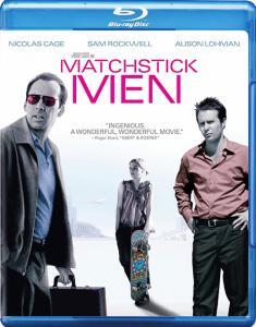 Matchstick Men Blu-ray Review (2003)
