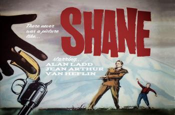 Shane Blu-ray Review (1953)