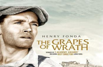 The Grapes of Wrath Blu-ray Review (1940)