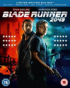 Blade Runner 2049 Blu-ray Review (2017)