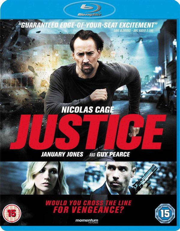 Justice Blu-ray Review (2011)