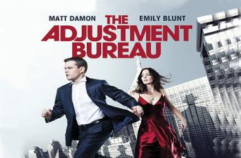 The Adjustment Bureau (2011) Blu-ray Review