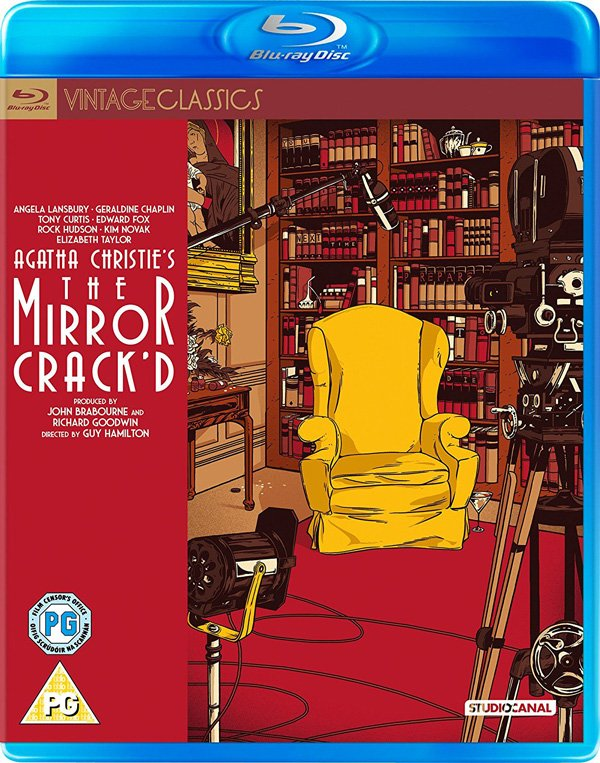 The Mirror Crack'd (1980) Blu-ray Review