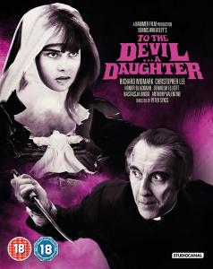To The Devil A Daughter (1976) Blu-ray Review