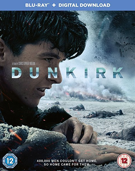Dunkirk Blu-ray Review (2017)