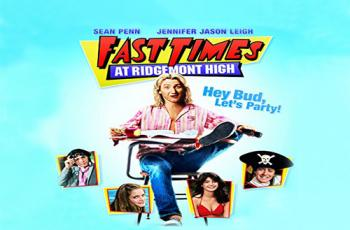 Fast Times at Ridgemont High (1982) Blu-ray Review