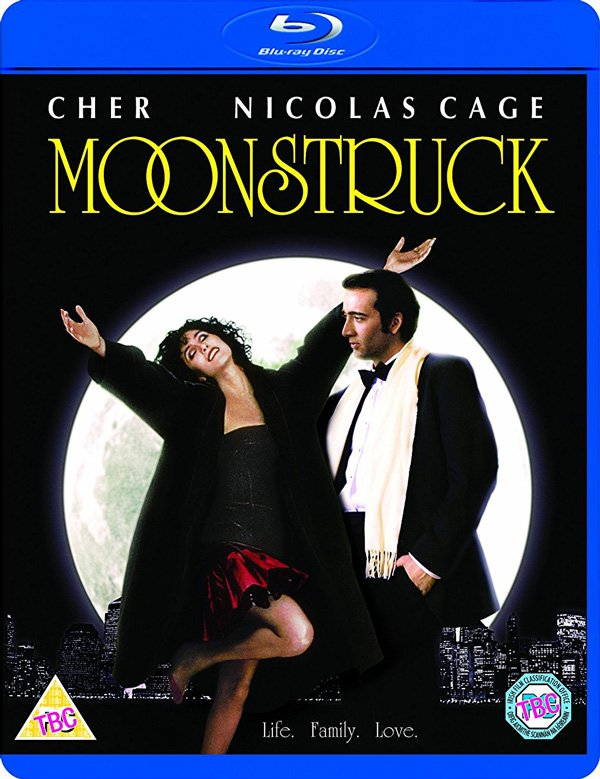 Moonstruck Blu-ray Review