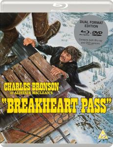 Breakheart Pass Blu-ray Review