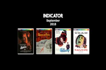 Indicator September 2018 Blu-ray Releases