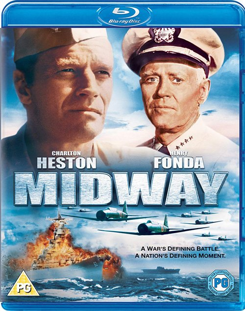 Midway (1976) Blu-ray Review