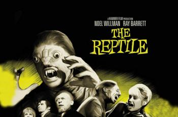 The Reptile (1966) Blu-ray Review
