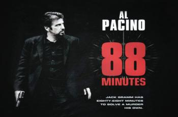 88 Minutes Blu-ray review
