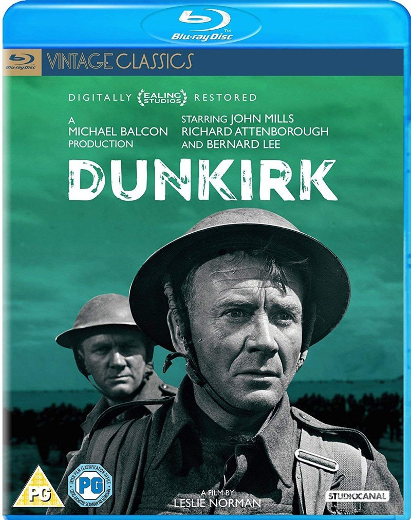 Dunkirk (1958) Blu-ray Review