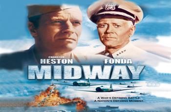 Midway (1976) aka Battle of Midway Blu-ray Review