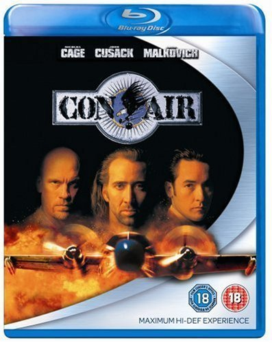 Con Air (1997) Blu-ray Review