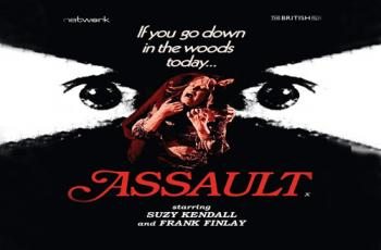 Assault (1971) Blu-ray Review