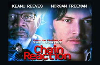 chain reaction blu-ray review