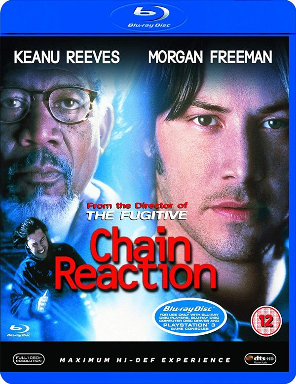 Chain Reaction (1996) Blu-ray Review