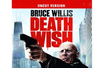 Death Wish (2018) Blu-ray Review