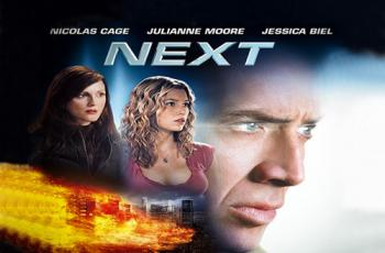 Next (2007) Blu-ray Review
