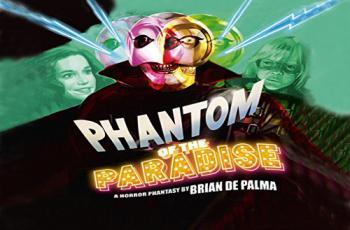 Phantom of the Paradise (1974) Blu-ray Review