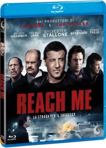 Reach Me (2014) Blu-ray Review (Import)
