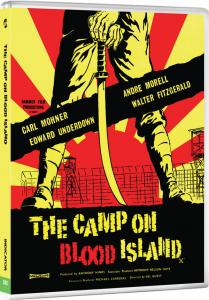 The Camp on Blood Island (1958) Blu-ray Review