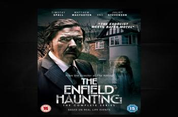 The Enfield Haunting DVD Review