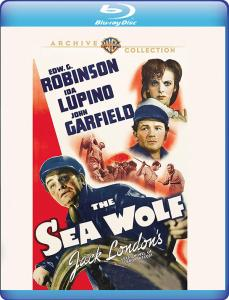 The Sea Wolf (1941) Blu-ray Review - Import