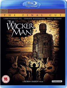 The Wicker Man (1973) The Final Cut Blu-ray Review