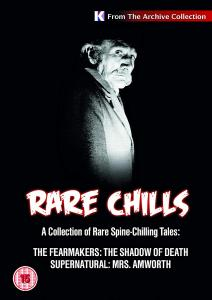 Rare Chills DVD Review