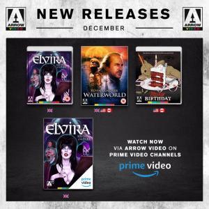 Arrow Video's Blu-ray Releases December 2018