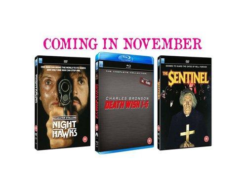 Final Cut Entertainment Blu-ray & DVD UK November Releases -