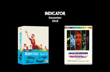 Indicator December 2018 Blu-ray Release Line-up