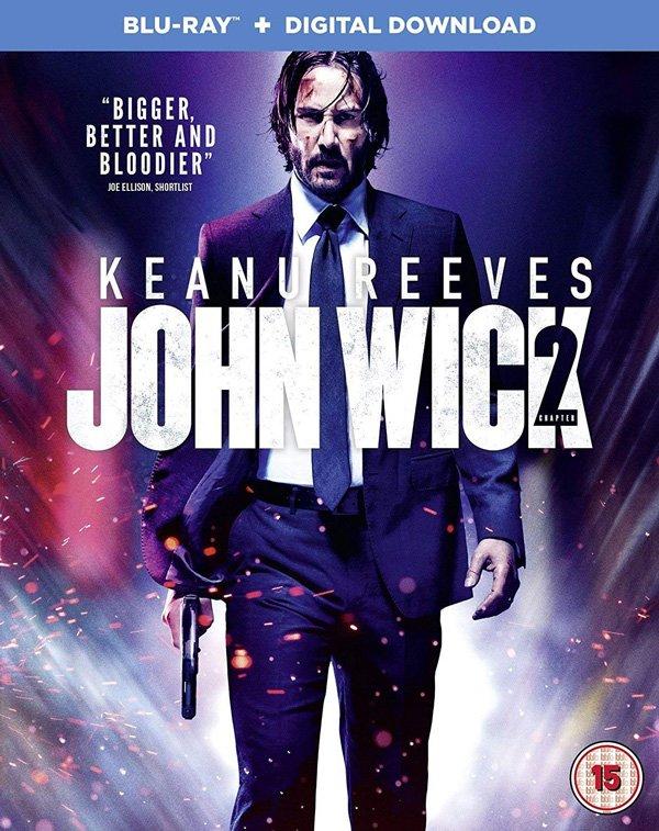 John Wick: Chapter 2 (2017) Blu-ray Review