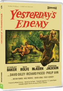 Yesterday's Enemy (1959) Blu-ray Review