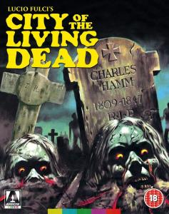 City of the Living Dead (1980) Blu-ray Review