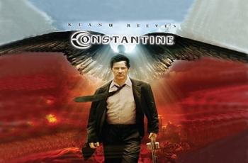Constantine Blu-ray Review
