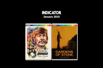 Charles Bronson breaks out on Bluray this coming January as Indicator reveal their upcoming titles